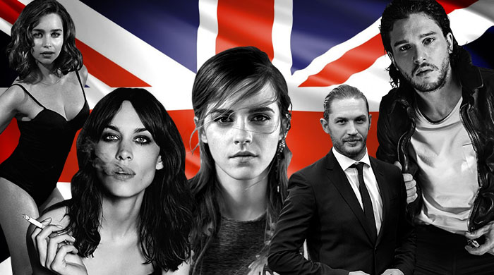 Across the pond: 50 sexy Brits invading Hollywood