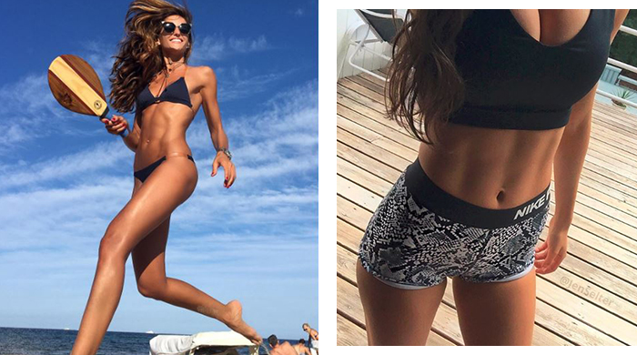 Are #fitspo models ruining your health?