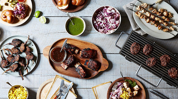 How to host the perfect summer BBQ