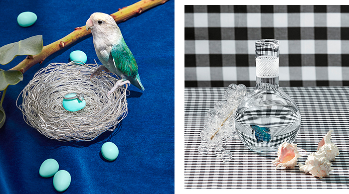 Tiffany & Co. is now beautifying your home