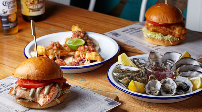 Melbourne's Chapel Street has a new seafood destination