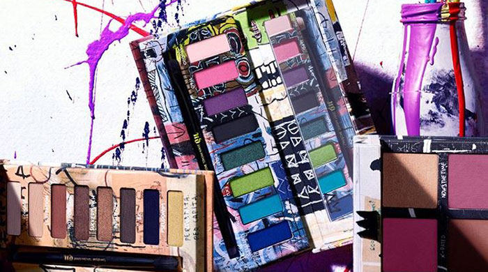 Urban Decay launches a Jean-Michel Basquiat collection