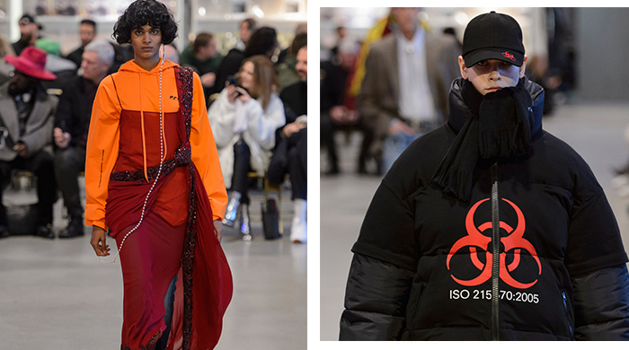 We may never see another Vetements show again
