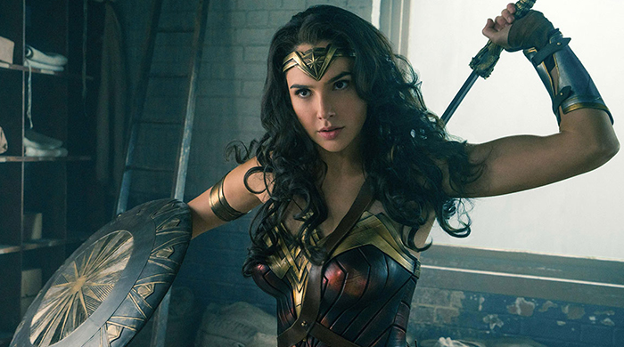 Wonder Woman smashed the box office glass ceiling