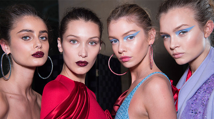10 model-approved New Year's Eve make-up ideas