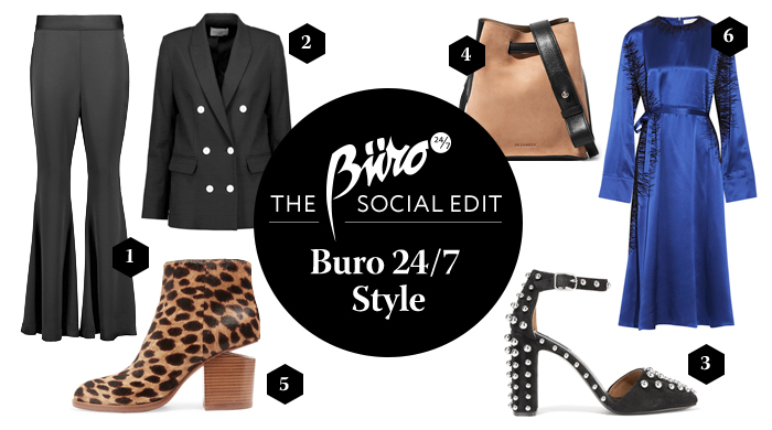 The social edit: Buro's guide to a winter wardrobe refresh