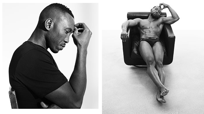 The cast of 'Moonlight' star in the new Calvin Klein campaign