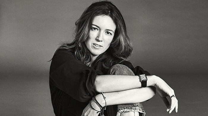 Clare Waight Keller is the first ever female artistic director of Givenchy