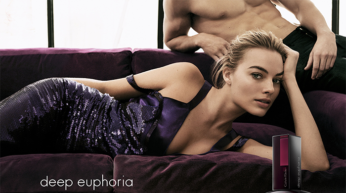 Margot Robbie's Calvin Klein campaign is as sultry as you'd expect