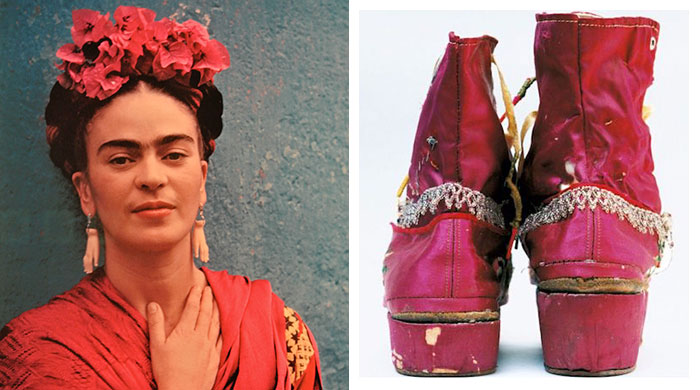 Leaf through Frida Kahlo's spectacular wardrobe, unlocked after 50 years