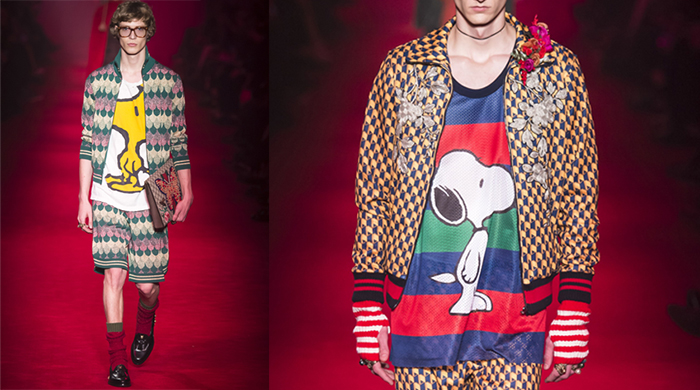 The Gucci x Snoopy collab is here and it's as perfect as it sounds