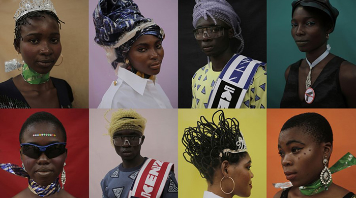 Kenzo's new campaign video celebrates Nigerian youth