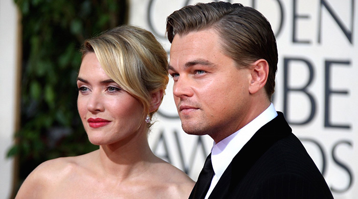 Guess who's coming to dinner? Win a date with Leo and Kate