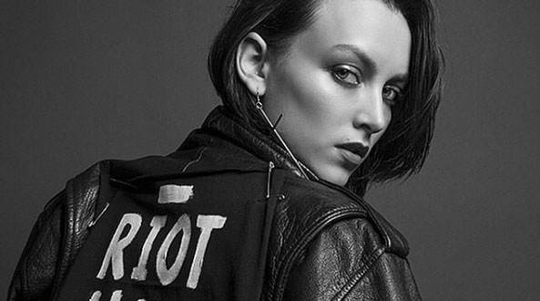 Riot girl: Model Ollie Henderson talks beauty, brains and getting behind your beliefs