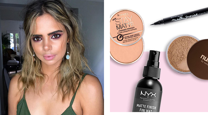 Samantha Harris: what's in my make-up bag?