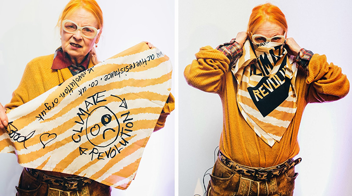 Vivienne Westwood is not a fan of her upcoming documentary