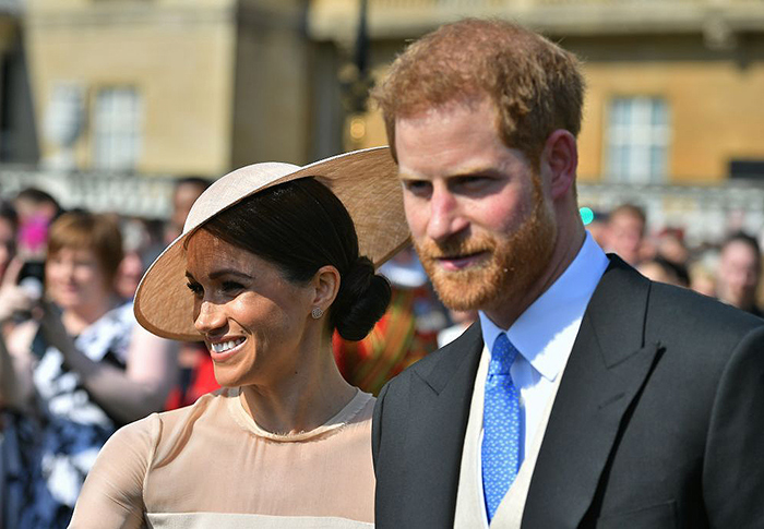 Dissecting Meghan Markle and Prince Harry's first public appearance post-wedding