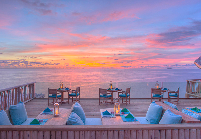 This dreamy destination just scored an out-of-this-world restaurant