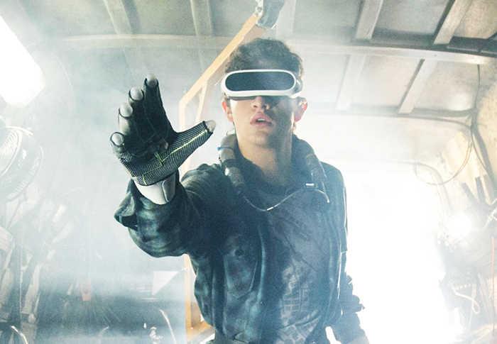 Spielberg's 'Ready Player One' trailer is an epic '80s-style adventure