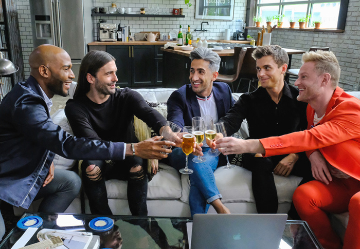 5 reasons 'Queer Eye' is your next Netflix binge