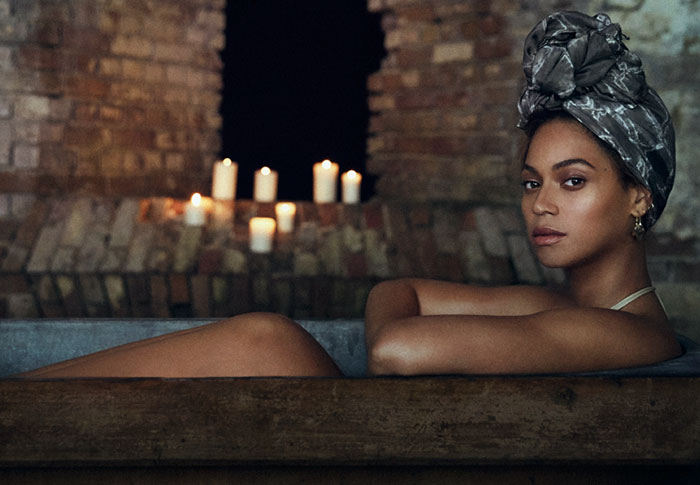 Beyoncé just released a coffee table book you didn't know you needed