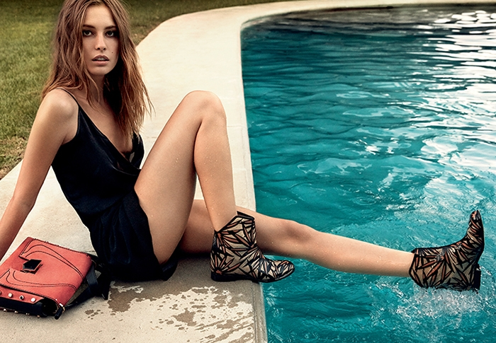 Michael Kors is buying ALL the Jimmy Choo shoes