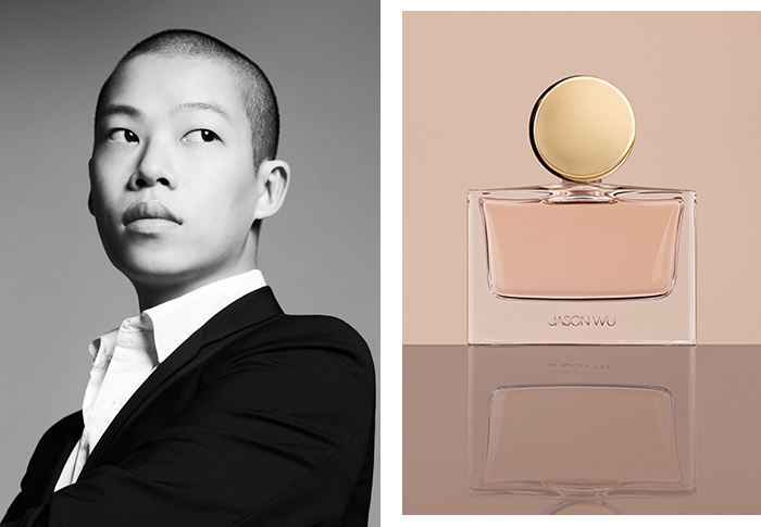 It's here! Jason Wu's first fragrance has dropped