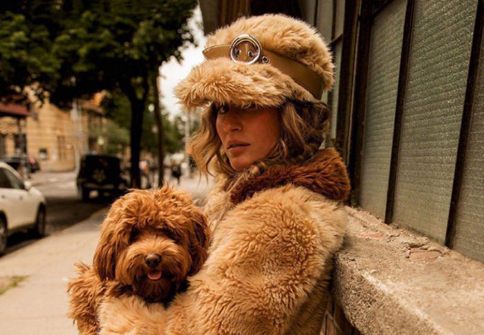 Is faux fur the new fur?