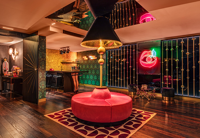 Vegas in Sydney? You've never had a hotel experience like this