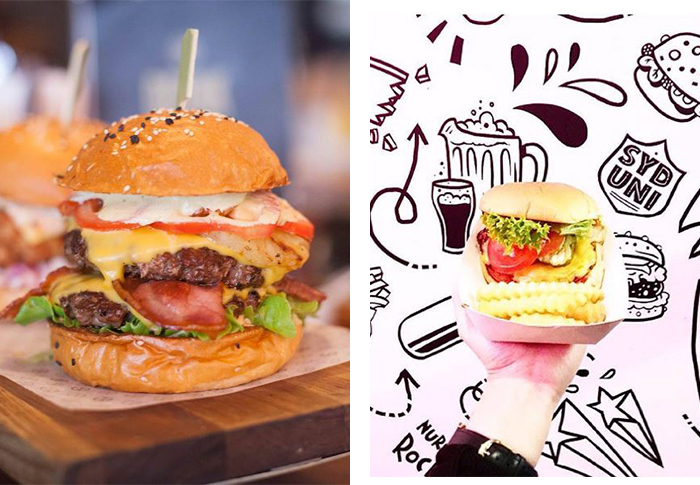 The 6 best burgers in Sydney