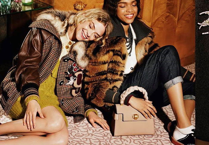 Miu Miu's latest campaign brings back our favourite '90's model