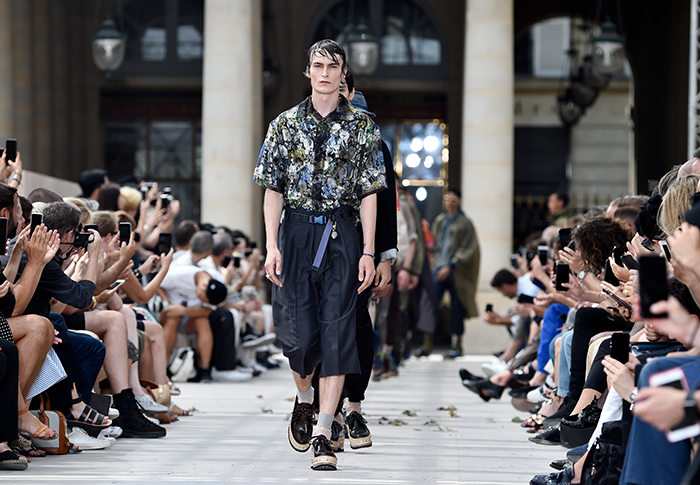 Paris Men's Fashion Week day 2: Louis Vuitton does Drake