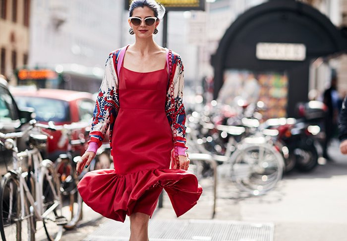Seeing red: 50 ways to wear spring's hottest hue