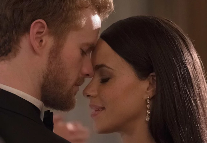 The trailer for the Prince Harry and Meghan Markle movie is everything we ever dreamed